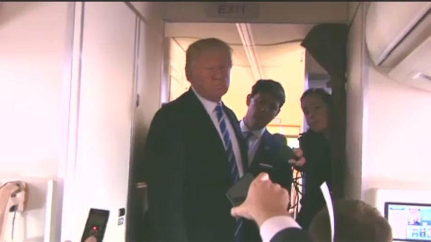 Trump admite pagamentos a advogado