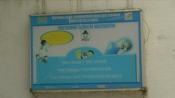 Вакцину от Эболы испробуют в ДРК