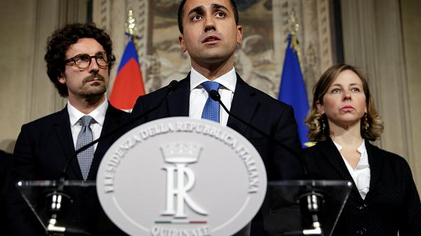 Italy's populist coalition plans spark social media satire