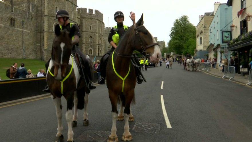 Windsor se blinda ante la boda real