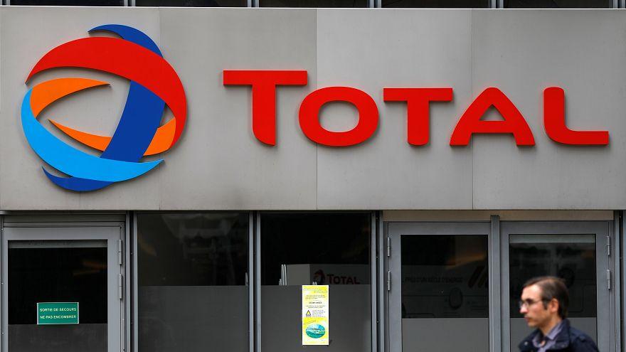 شركة توتال الفرنسية تصفي مشاريعها النفطية في إيران