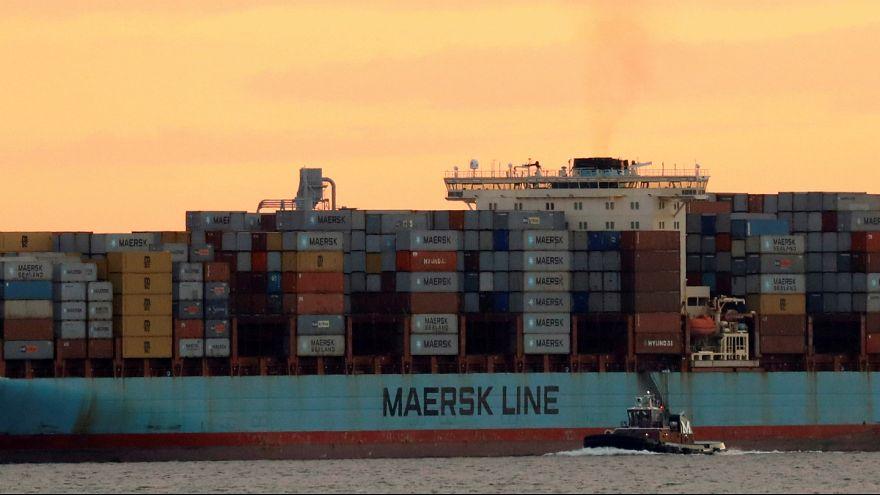 توقف فعالیتهای بزرگترین شرکت کشتیرانی جهان در ایران