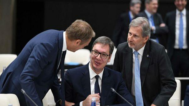 Σύνοδος κορυφής Ε.Ε. για τα Δυτικά Βαλκάνια
