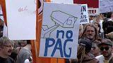 Bayern: Bürgerrechtsgruppen wollen gegen Polizeiaufgabengesetz klagen