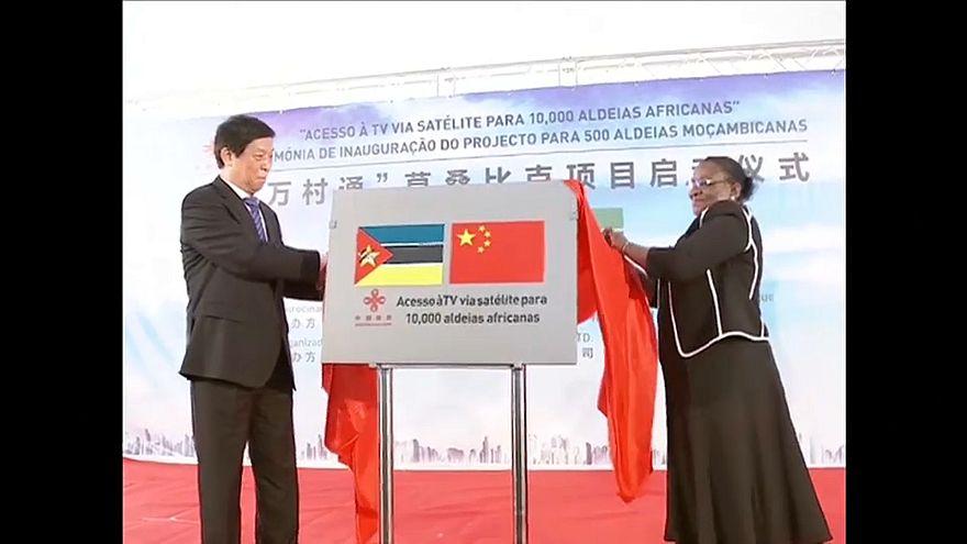 China investe em Moçambique