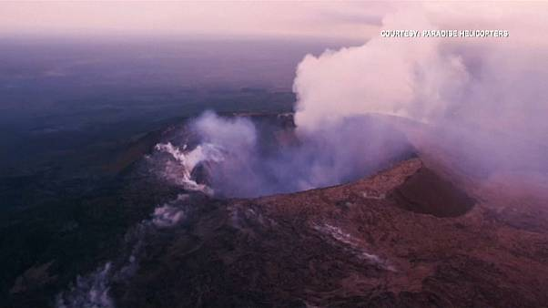 Hawaii: Experten warnen vor Ausbruch des Vulkans Kilauea