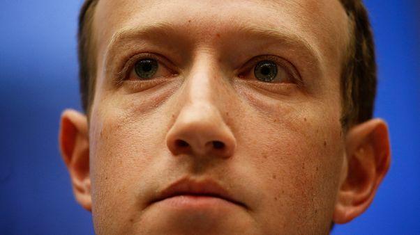 Zuckerberg no Parlamento Europeu, a 22 de maio, gera polémica