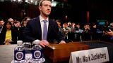 Цукерберг выступит перед группой евродепутатов 22 мая