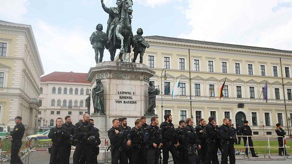 Almanya'da yeni polis yasası tartışmaya yol açtı