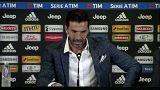 Calcio: Gigi Buffon dice addio alla Juventus