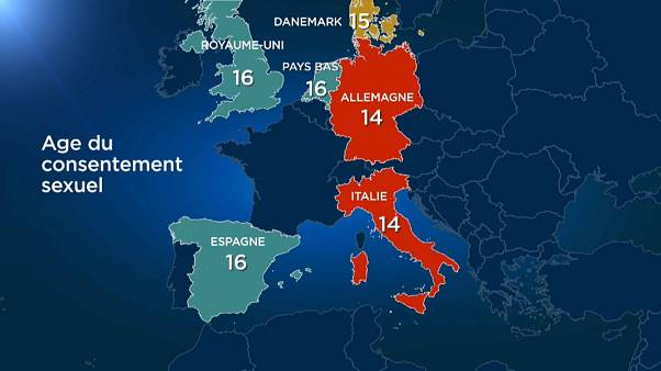 France : vif débat sur le consentement sexuel