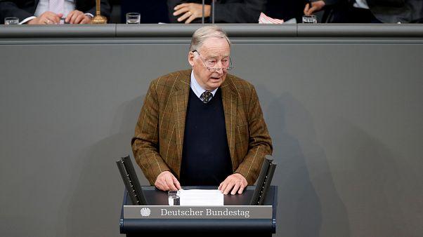 إغلاق تحقيق بشأن زعيم حزب يميني ألماني متهم بالتحريض على الكراهية