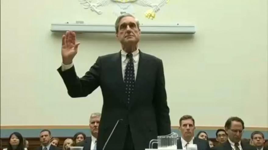 O promotor especial Robert Mueller