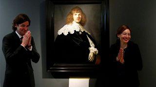 """В """"Эрмитаже"""" Амстердама выставили неизвестного Рембрандта"""