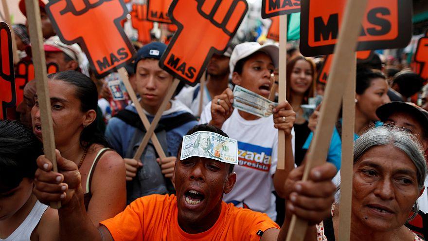 Venezuela : la campagne touche à sa fin