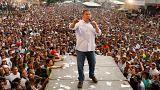 """""""Der Himmel hat schon entschieden"""": Venezuela vor der Präsidentenwahl"""
