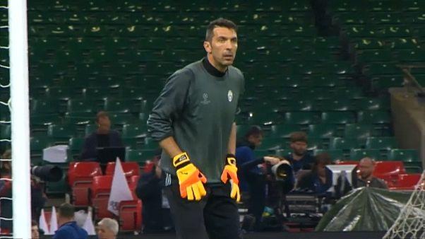 Italiens Torwart-Legende Buffon verlässt Juventus Turin
