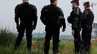 Γαλλία: Επιχείρηση εκκένωσης της περιοχής Νοτρ Νταμ ντε Λαντ