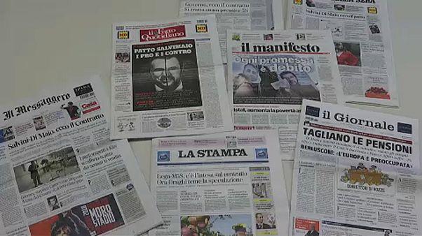 İtalya'da popülist partiler koalisyona yakın