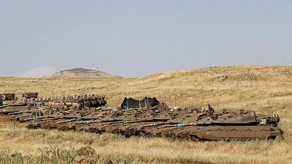 الجيش الإسرائيلي : إنذار التحذير من صواريخ في الجولان كاذب