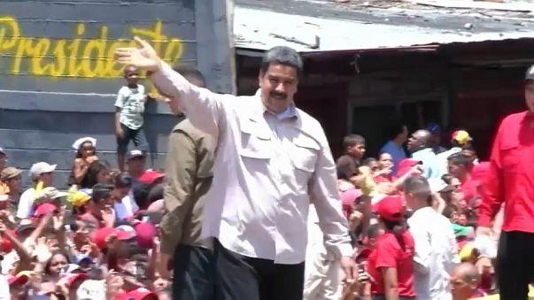 Nicolás Maduro o la vocación de candidato único