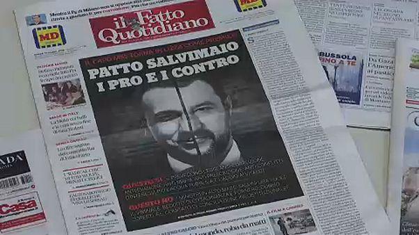 L'Union européenne face à l'euroscepticisme italien