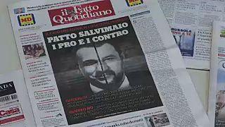 Итальянская угроза Евросоюзу