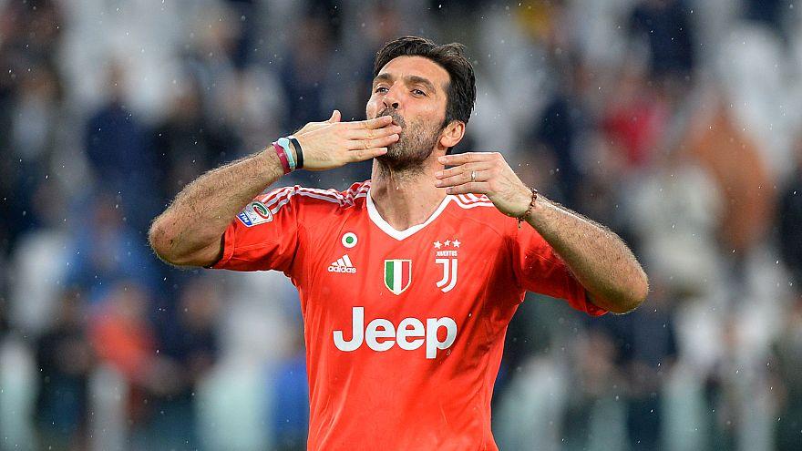 Buffon quitte la Juventus