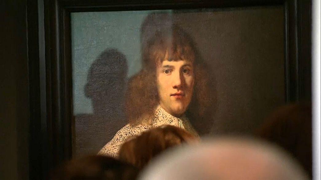 Negociante revela descoberta de Rembrandt inédito