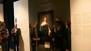 Άγνωστος πίνακας του Ρέμπραντ εκτίθεται στο Άμστερνταμ