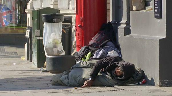 Homeless in Windsor