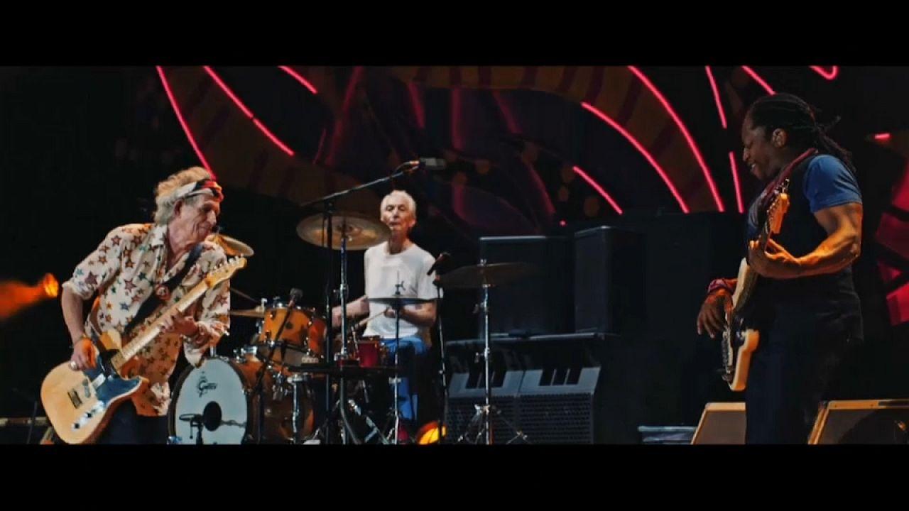 Los Rolling Stones inician su gira europea en Dublín