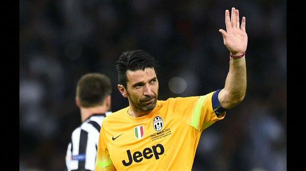 Gianluigi Buffon deja la Juventus