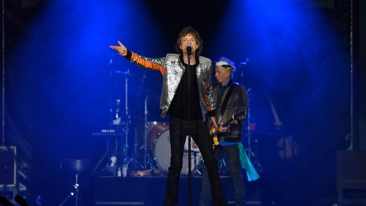 Rolling Stones começam digressão na Europa