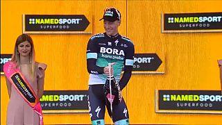 Giro : deuxième victoire d'étape pour Sam Bennet