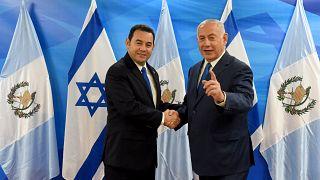 Guatemala y Paraguay trasladan su embajada a Jerusalén