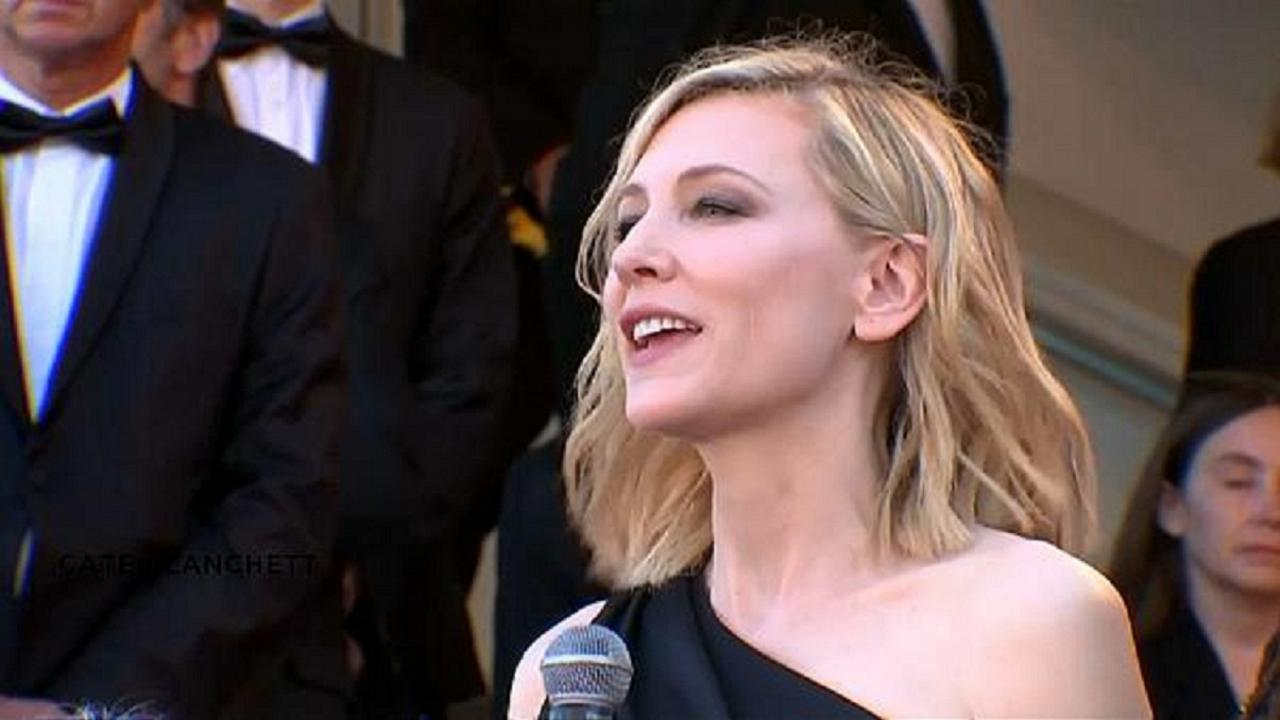 Cannes: la carica delle donne