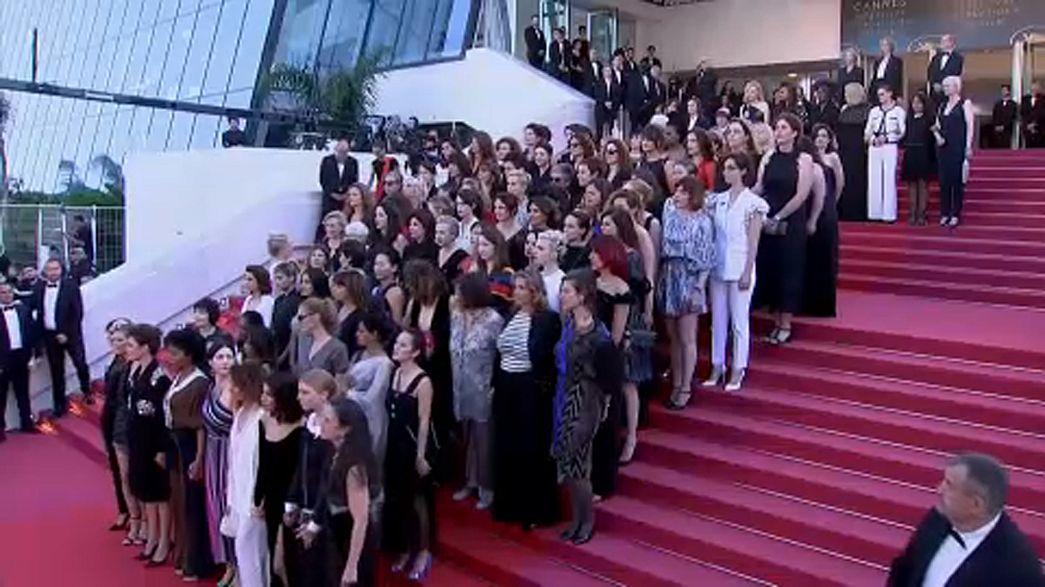 A nők helyzete Cannes-ban