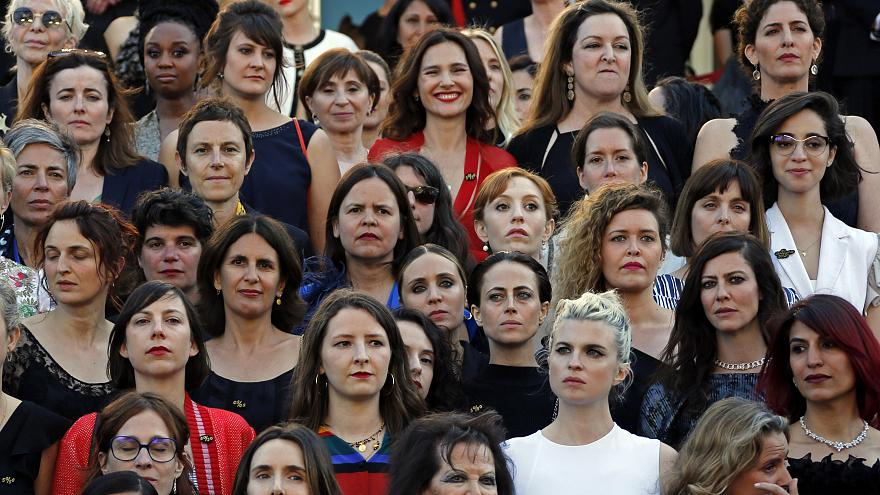 Frauen in Cannes