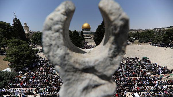 إسرائيل تنشر 1500 شرطي في القدس في أول جمعة من رمضان