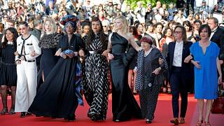 Women challenge the status quo at the Cannes Film Festival