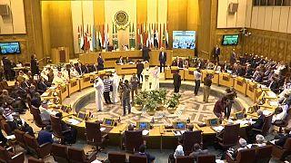 """La Liga Árabe acusa a Israel de cometer """"crímenes"""" en Gaza"""