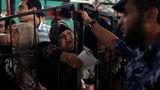 مصر مرز رفح را برای ماه رمضان به روی فلسطینیها باز کرد