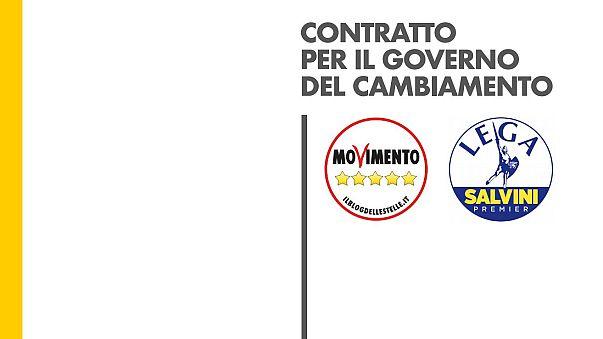 """Cosa prevede il """"Contratto del cambiamento"""" definitivo tra Lega e M5S"""