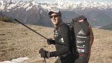 Marche et parapente, 458 km dans les Alpes italiennes, c'est l'Ironfly
