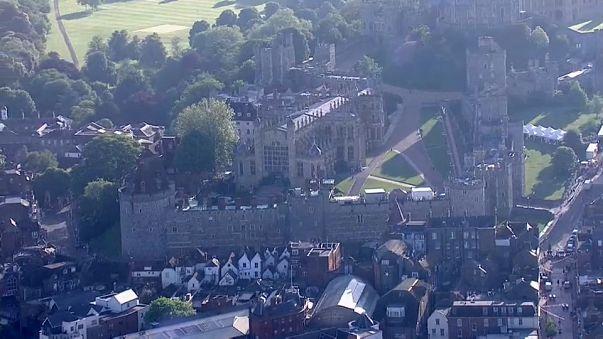 Paese in festa a Windsor per il matrimonio reale