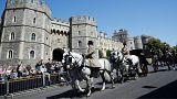 Windsor Kasabası yılın düğünü için hazır