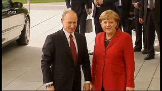 Меркель едет в Сочи