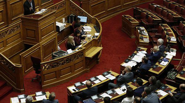 Βουλή: Στην Ολομέλεια το πόρισμα για τη Novartis