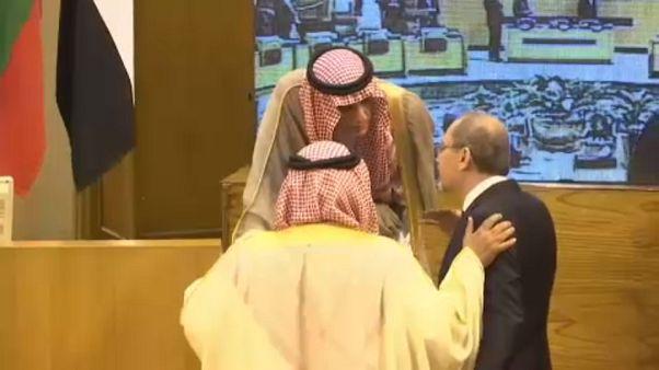 Encontro da Liga Árabe